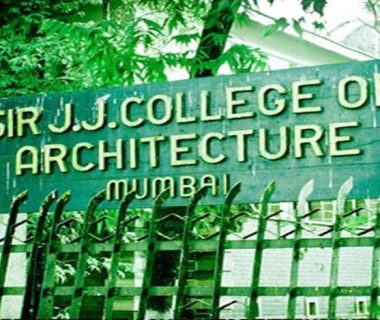 SIR J J COLLEGE OF ARCHIECTURE