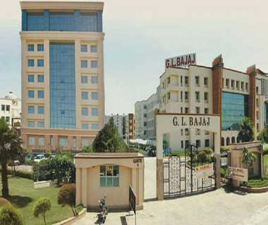 G L BAJAJ INSTITUTE OF TECHNOLOGY AND-