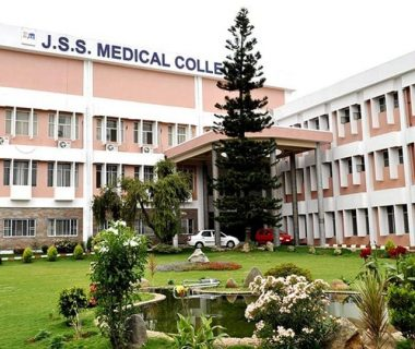 JSS ACADEMY OF HIGHER EDUCATION & RESEARCH [MYSORE]