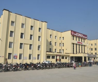 SHRI RAM MURTI SMARAK INSTITUTE OF MEDICAL SCIENCE [BARELLY]