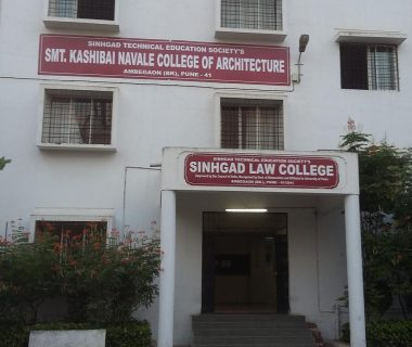 SINHAGAD LAW COLLEGE