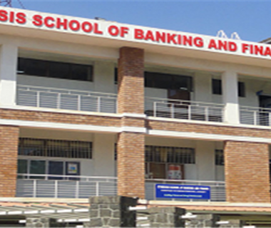 SYMBIOSIS SCHOOL OF BANKING AND FINANCE