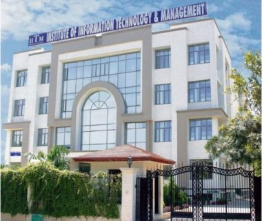 INSTITUTE OF INFORMATION TECHNOLOGY & MANAGEMENT