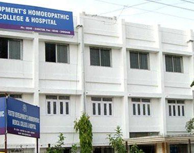 FOSTER DEVELOMENT'S HOMOEOPATHIC MEDICAL COLLEGE & HOSPITAL [AURANGABAD]
