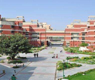 GURU GOBIND SINGH INDRAPRASTHA UNIVERSITY [NEW DELHI]