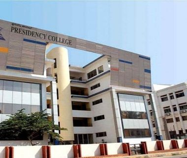 PRESIDENCY COLLEGE OF HOTEL MANAGEMENT
