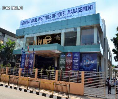 INTERNATIONAL INSTITUTE OF HOTEL MANAGEMENT [IIHM]