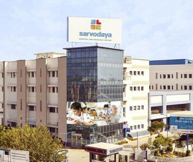 SARVODAYA HOSPITAL & RESEARCH CENTRE [FARIDABD]
